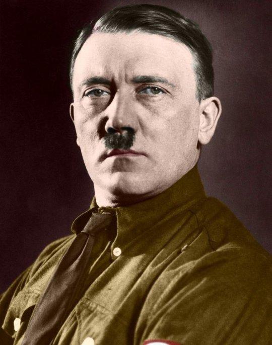 ადოლფ ჰიტლერის უკანასკნელი საჯარო სიტყვა