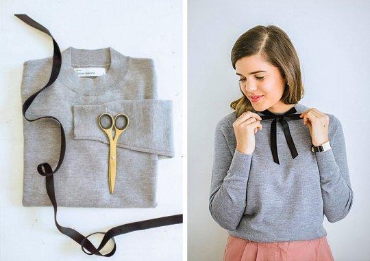 როგორ გადავაქციოთ ჩვეულებრივი ტანსაცმელი მოდურად - 16 მარტივი ხერხი