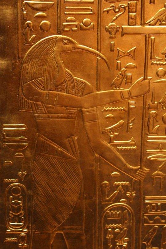 თოტი- ყველაზე მისტიკური და დაწყევლილი ეგვიპტური წიგნი