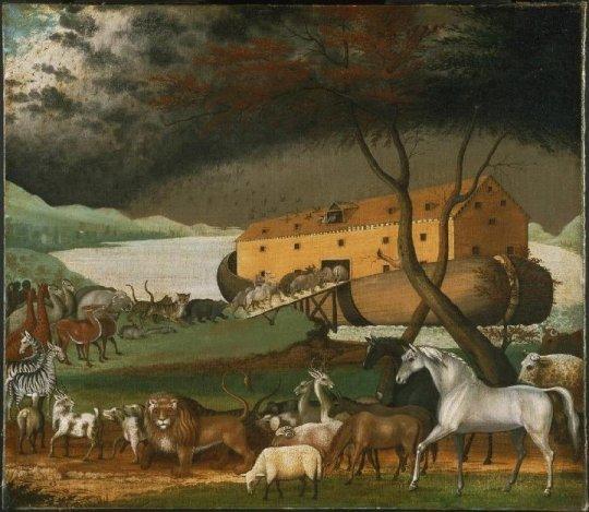 ნოეს კიდობანი ჩეჩნეთი-დაღესტანის საზღვარზე?