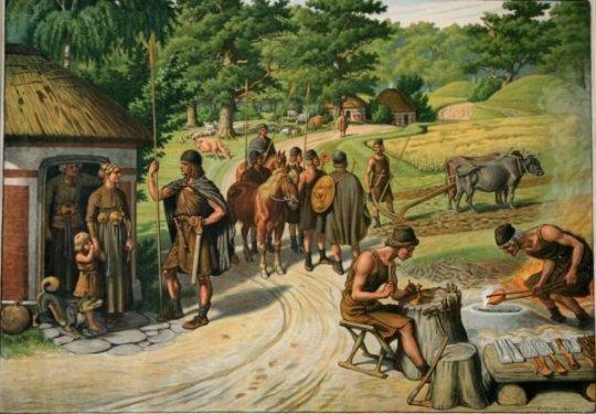 უძველესი პროტოცივილიზაციები