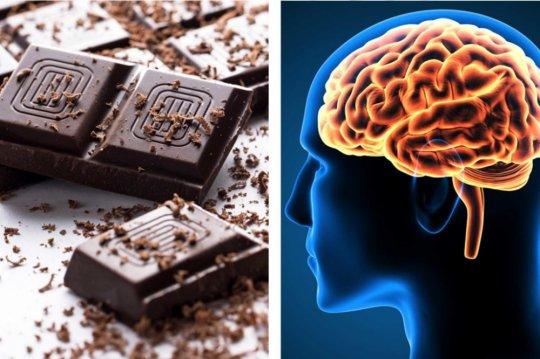 შოკოლადის გასაოცარი თვისებები