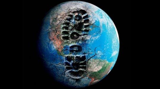 კაცობრიობა - დედამიწის კიბო?