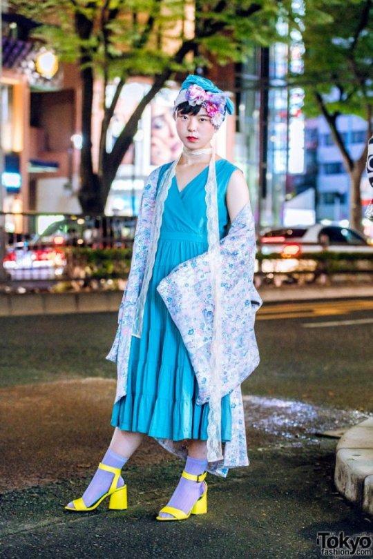 როგორი სამოსით დადის იაპონიის ქუჩებში ახალგაზრდობა (ნაწილი 6)