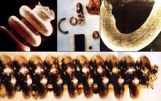 უჩვეულო არტეფაქტები - ურალის მთებში აღმოჩენილი 300 ათასი წლის ნანოსტრუქტურები