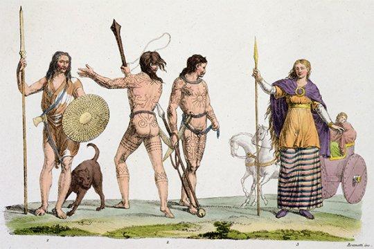 ბრიტანელებმა ცხოველთა მოშინაურება ჯერ კიდევ 6000 წლის წინ დაიწყეს