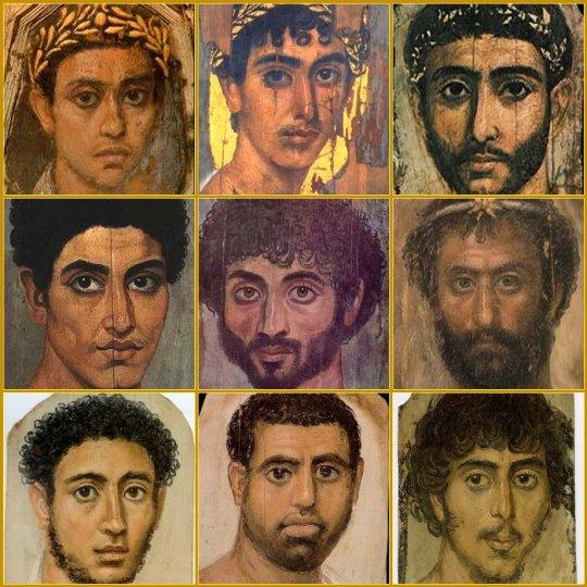 ძველი ეგვიპტელები