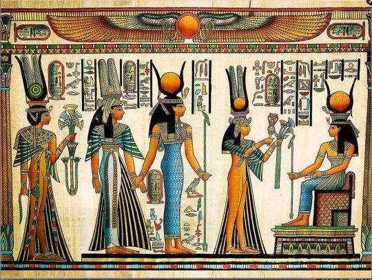 ძველი ეგვიპტელები და პროტოქართველები - საოცარი პარალელები