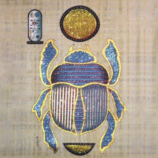 ეგვიპტური სკარაბეა
