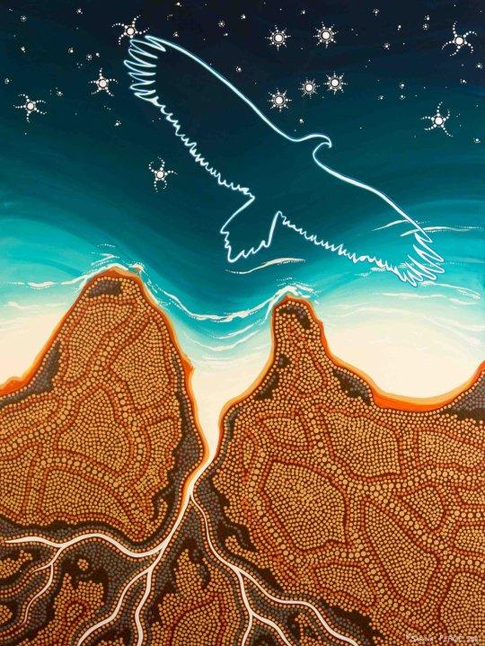 ბუნჯილი - ავსტრალიური ღმერთი