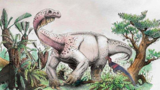 დინოზავრები საქართველოში