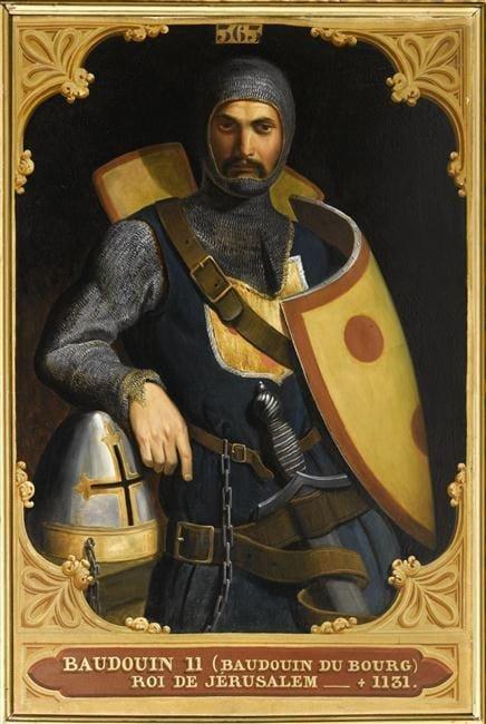 ბოლდუინ II - იერუსალიმის მეფე