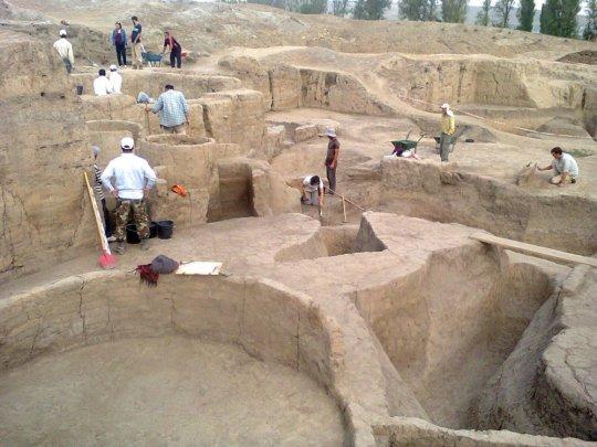 არუხლო - დიდი აღმოჩენა საქართველოში