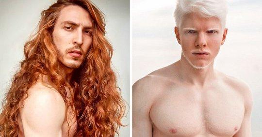 12 მამაკაცი ბრწყინვალე გარეგნობით, რომლებიც მსოფლიოს სილამაზის საკუთარ წესებს კარნახობენ