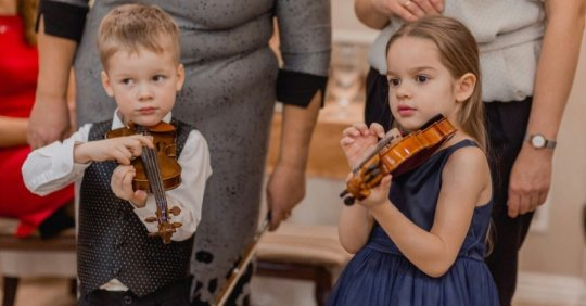 რატომაა აუცილებელი ბავშვისთვის მუსიკალური განათლება
