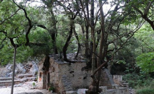 წმინდა თეოდორას ტაძრის  სასწაული და იდუმალი ისტორია