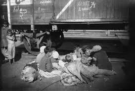 ბავშვები, რომლებიც ქუჩაში მუშაობენ და ცხოვრობენ