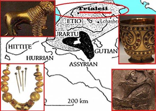 თრიალეთის პროტოქართული კულტურა