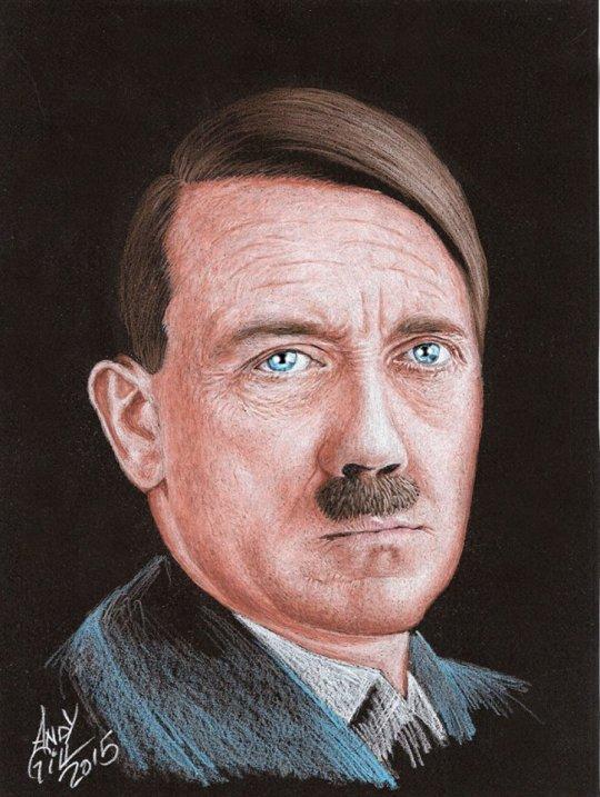 ადოლფ ჰიტლერი. ავტ. ენდი გილი