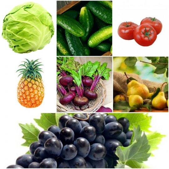 ხილი ან ბოსტნეული შეიძლება მავნეც კი აღმოჩნდეს! - წაიკითხეთ რჩევები