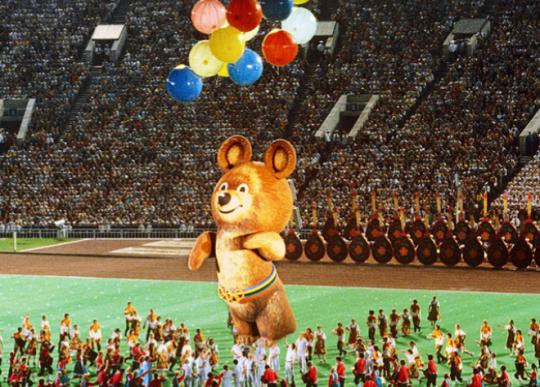 თანამედროვე ოლიმპიური თამაშების პოლიტიკური მიზნებისათვის გამოყენების შემთხვევები