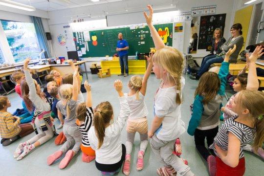 ფინური განათლების სისტემის 14 მახასიათებელი, რომელსაც მთელმა მსოფლიომ უნდა მიბაძოს