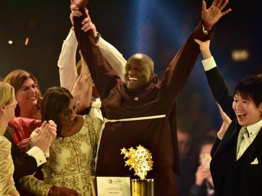 მსოფლიოს საუკეთესო მასწავლებლის ტიტული და მილიონი დოლარი კენიელ პიტერ ტაბიჩს ერგო
