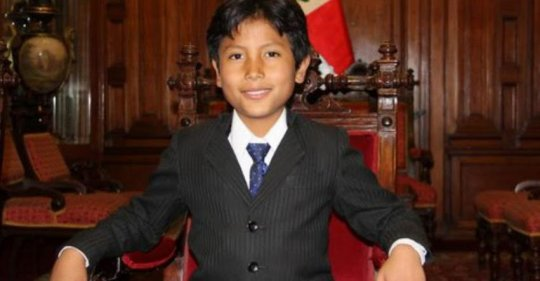 7 წლის ბიჭმა საკუთარი ბანკი შექმნა, ხოლო, 11 წლიდან პლანეტის გადარჩენას გეგმავს
