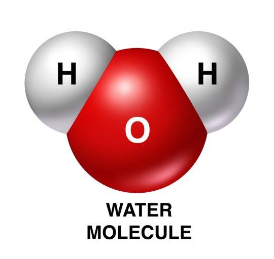 წყლის მოლეკულა