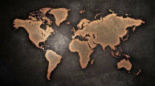 საიდან წარმოიშვა კონტინენტების სახელები?