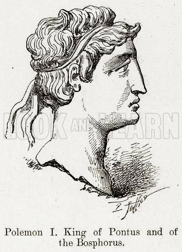 პოლემონ I პითოდორიდი - კოლხეთის მეფე