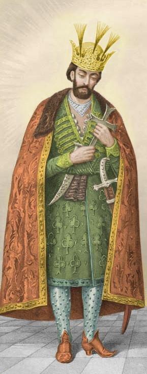 ლუარსაბ II - ქართლის მეფე