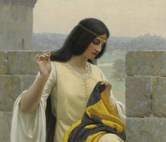 დედოფალი დიგორხანი - სვანეთის მთავარი
