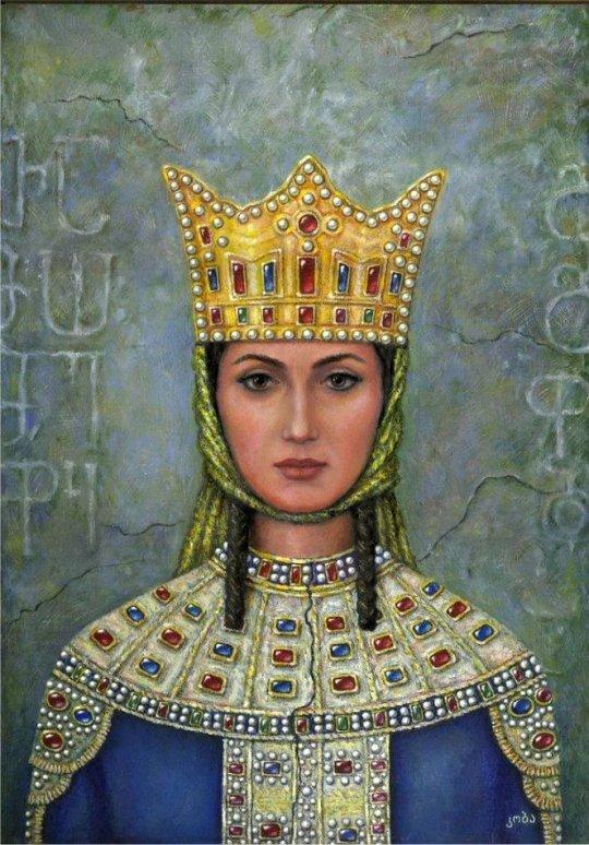 თამარ მეფე - საქართველოს მეფე