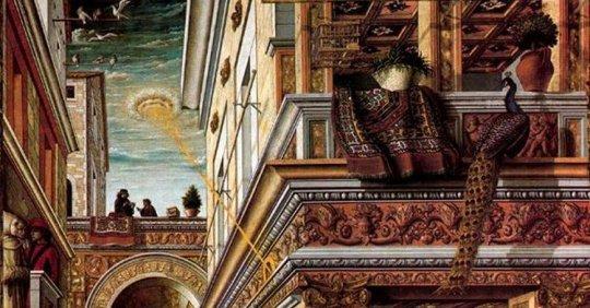 ამოუცნობი მფრინავი ობიექტი მე-15 საუკუნის ნახატზე
