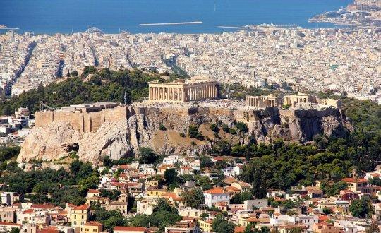 ათენში ძლიერი მიწისძვრა მოხდა