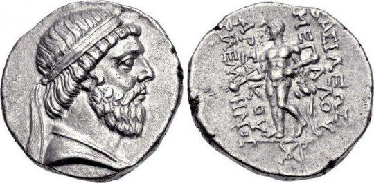 მითრიდატე I ქტისტესი - პონტოს მეფე