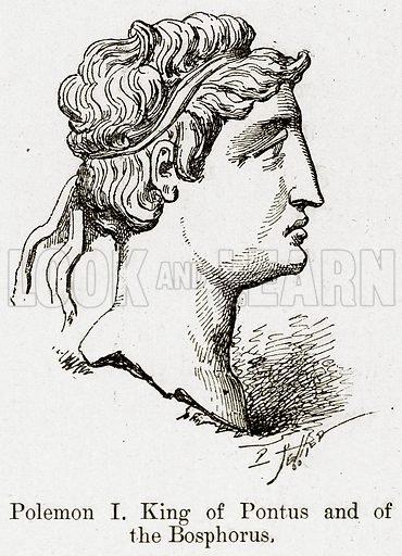 პოლემონ I - პონტოს მეფე