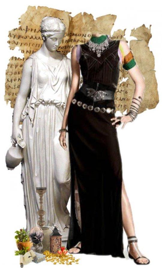 პითოდორიდა - პონტოს დედოფალი