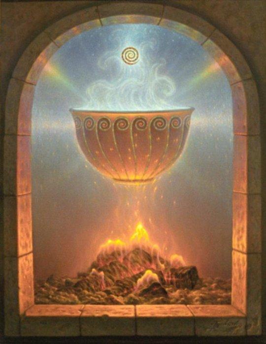 წმინდა გრაალი - ოქროს საწმისი