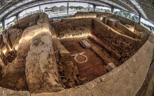 ესპანეთში იბერიული პერიოდის ტაძარში არქეოლოგებმა ქართული ასომთავრული ასო-ნიშანი აღმოაჩინეს