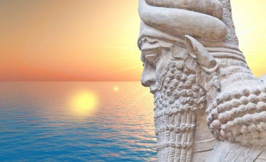 ეა - შუმერული წყლისა და მიწის ღმერთი