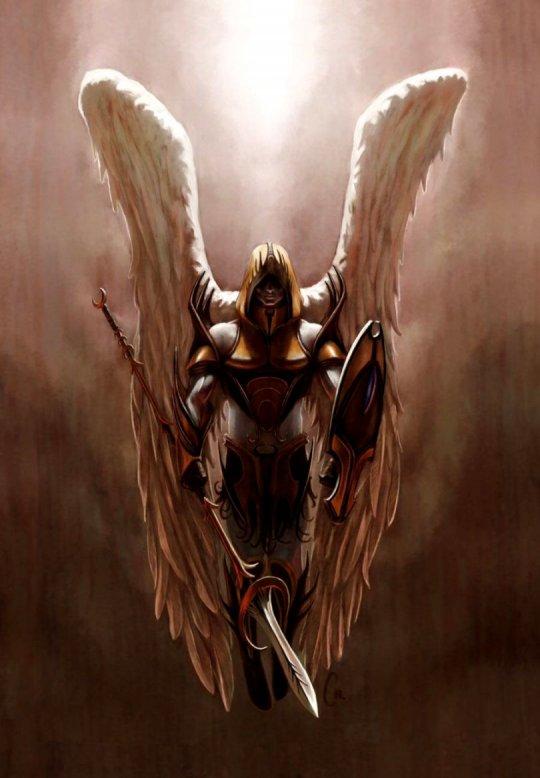 საიდან მოდის და რას ნიშნავს სიტყვა ანგელოზი?