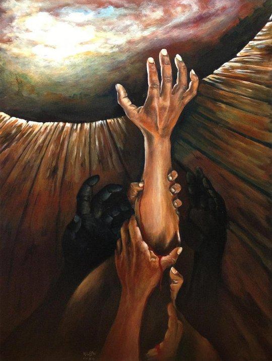 კიბორჩხალების სათლის თეორია