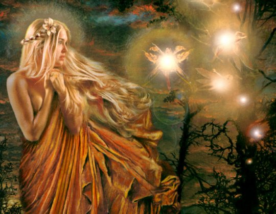 დალი - სვანური მითოლოგია