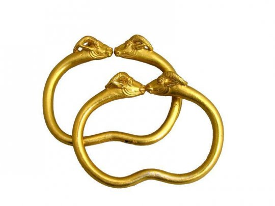 კოლხეთი. Colchian treasure. made in 5