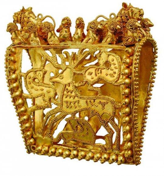 კოლხეთი. Colchian treasure. made in 6