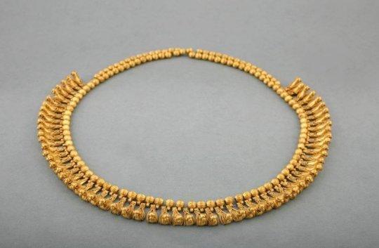 კოლხეთი. Colchian treasure. made in 300-350 BC. found in Imereti region. Vani.