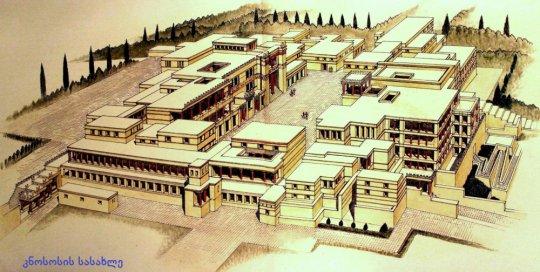 მინოსური ცივილიზაცია კრეტაზე