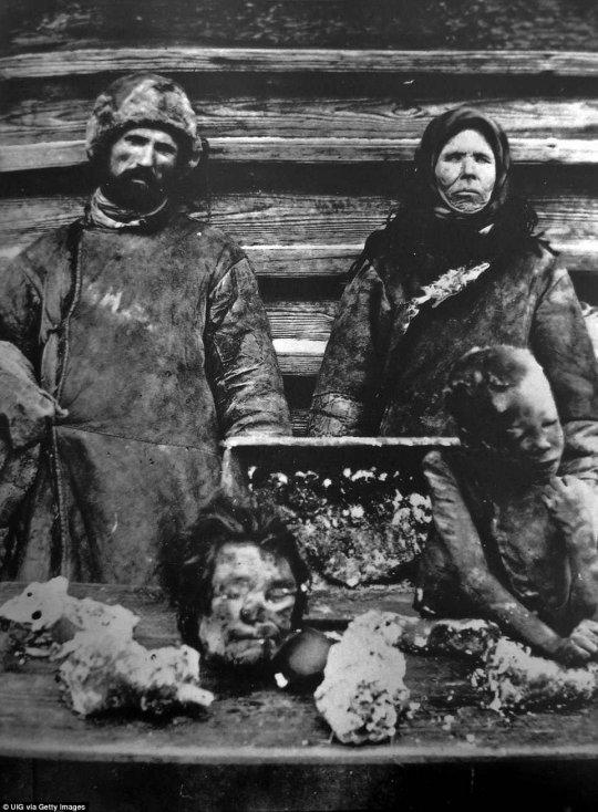 უკრაინის ჰოლოდომორი 1920-იან წლებში.